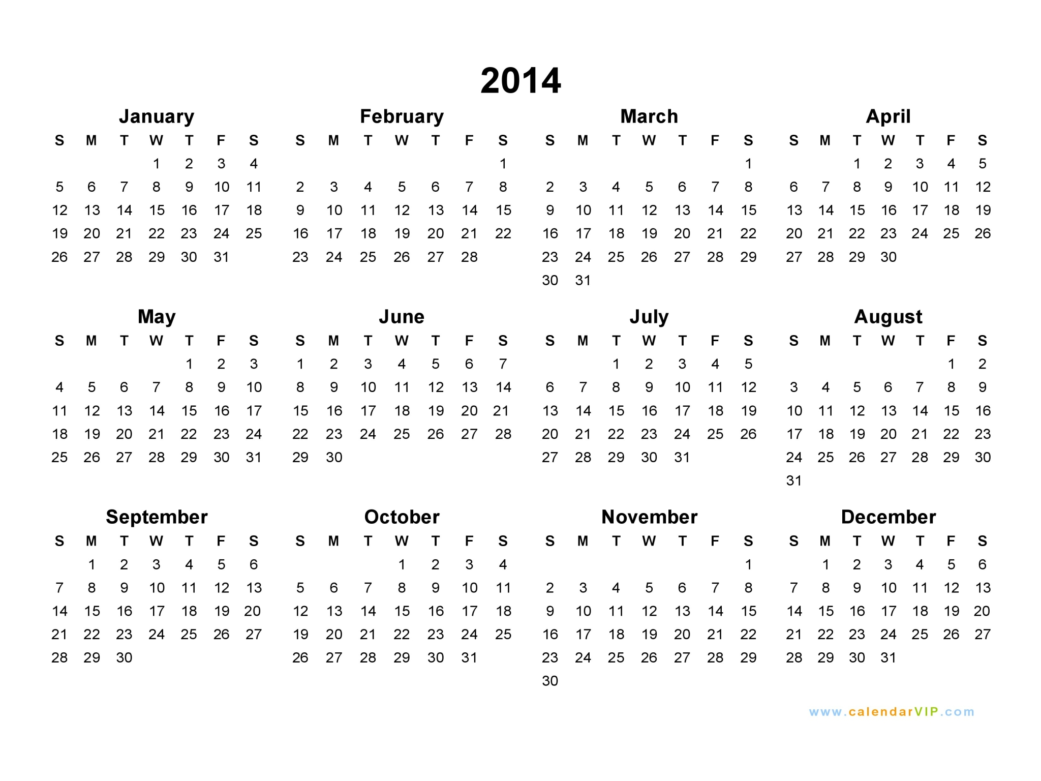 Free 2014 xls autos weblog for 2104 calendar template