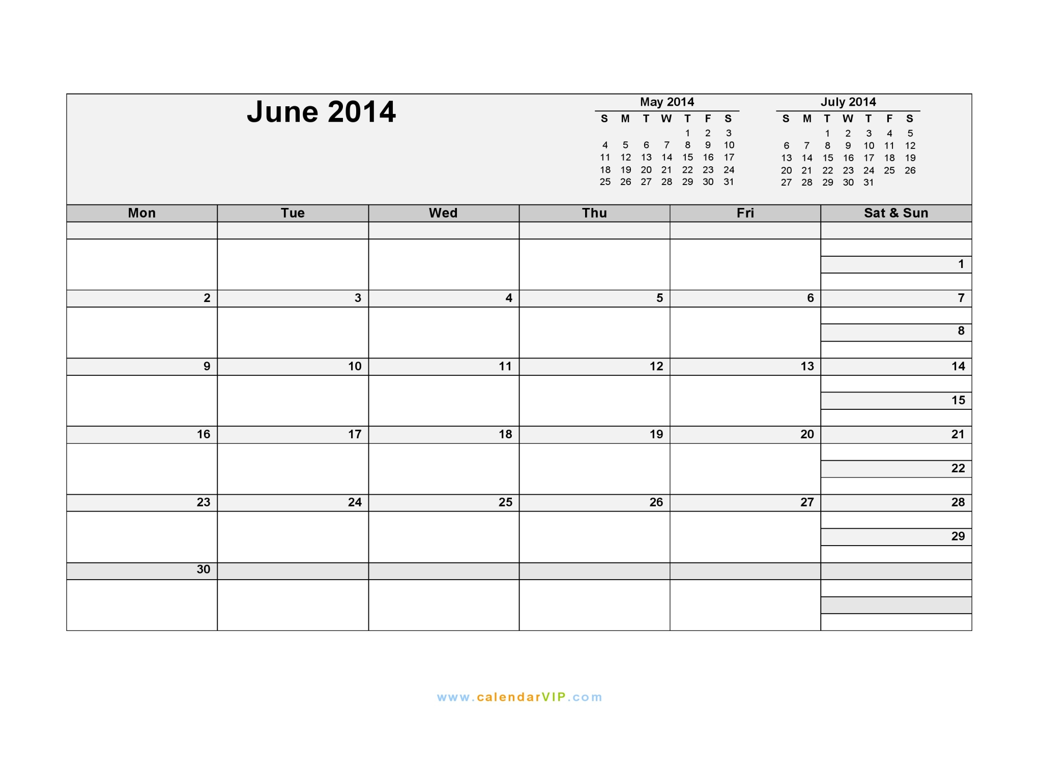 ms office calendar template 2014 - microsoft word june 2014 calendar freeloadagents