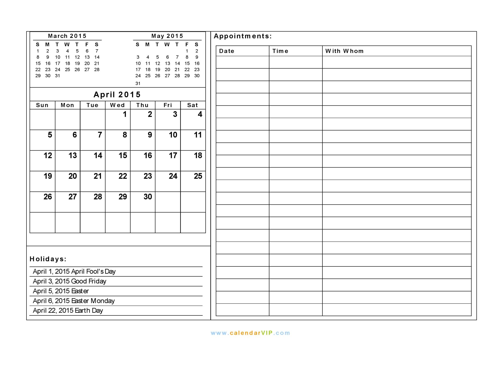 Year Jewish Calendar 2015 2016 2017 Printable | Calendar Template ...