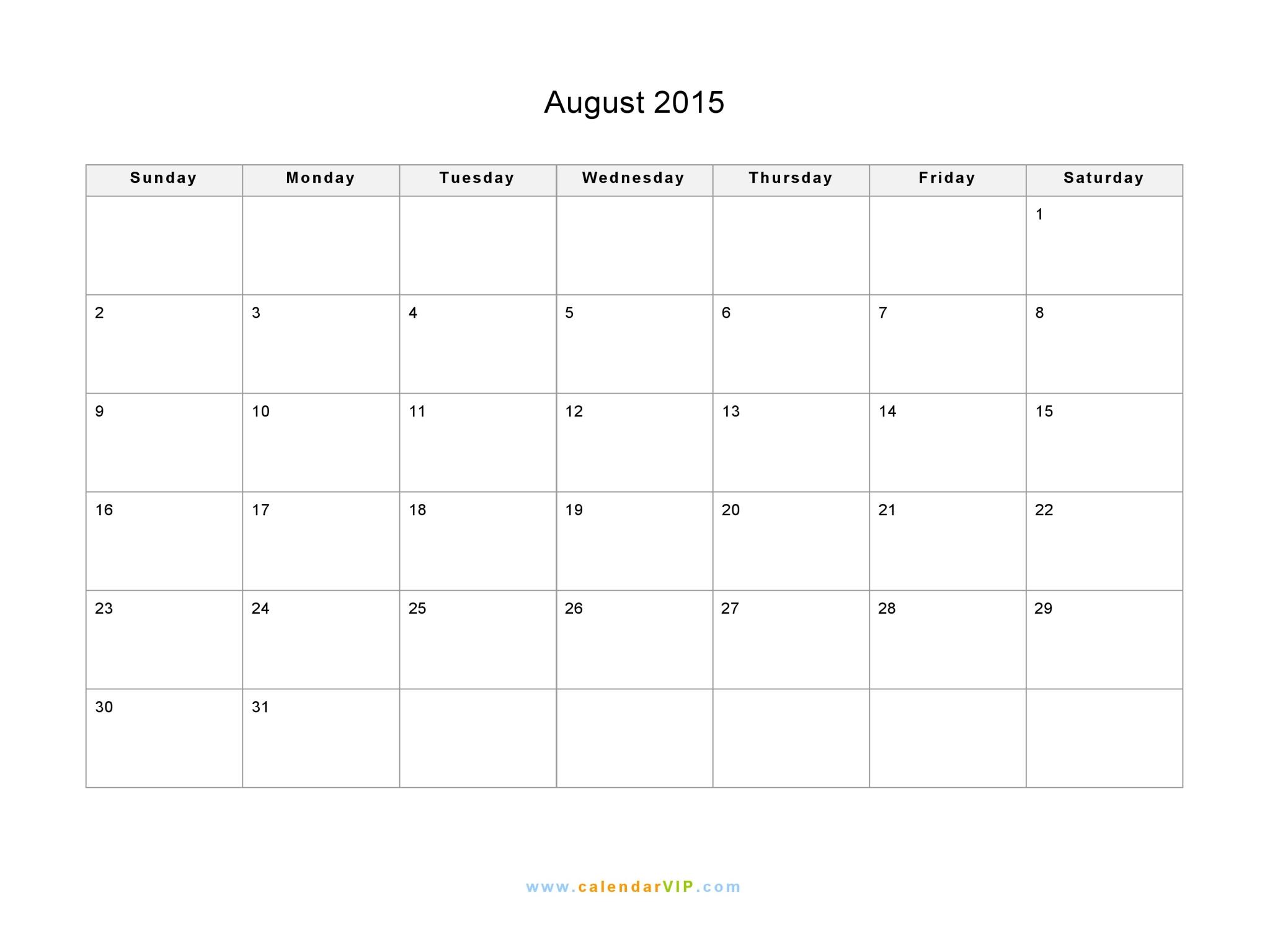 Create Printable Photo Calendar
