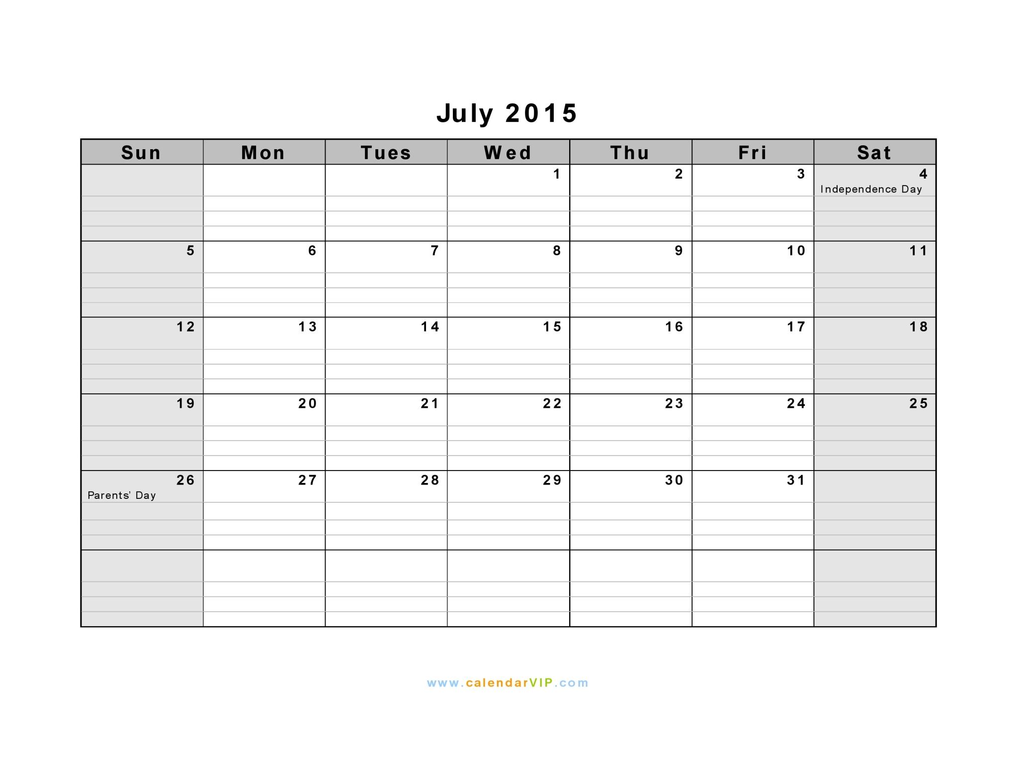 july 2015 calendar july 2015 calendar july 2015 calendar calendar template