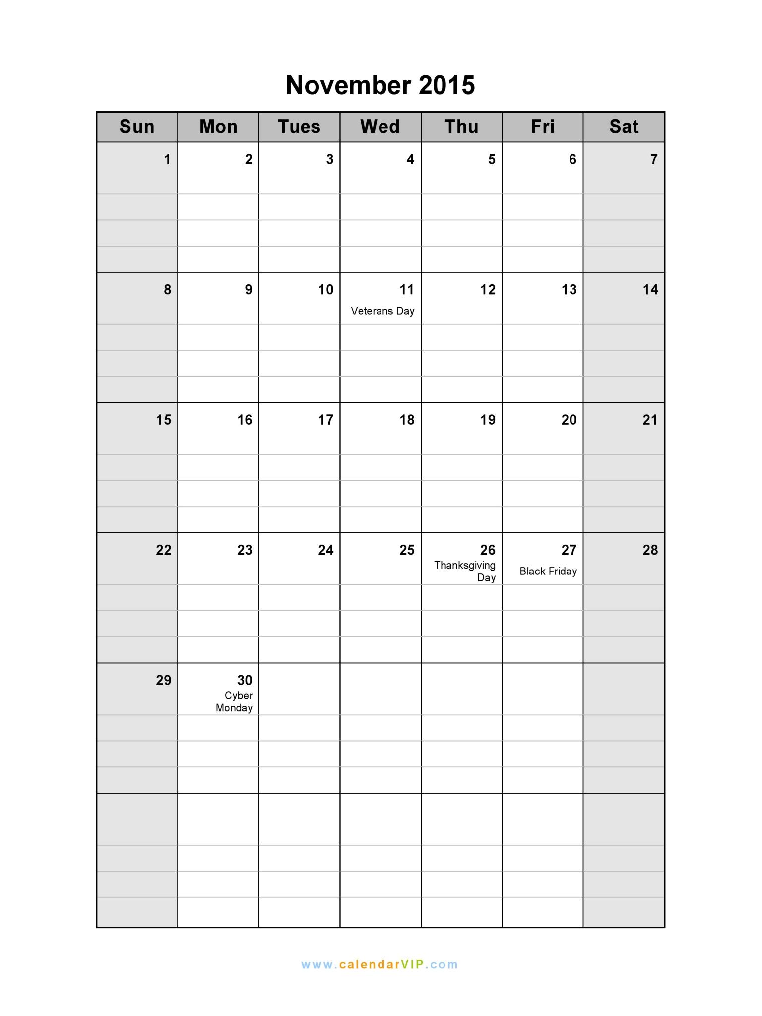 november 2015 calendar november 2015 calendar